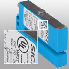 UL zertifizierte Etiketten
